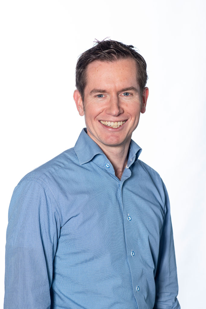 Marco Jaspers, PhD