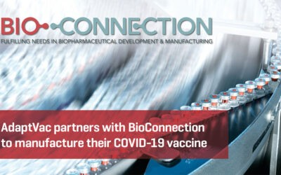 AdaptVac partners with BioConnection to manufacture their COVID-19 vaccine